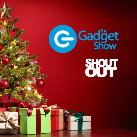 The Gadget Show Shout Out