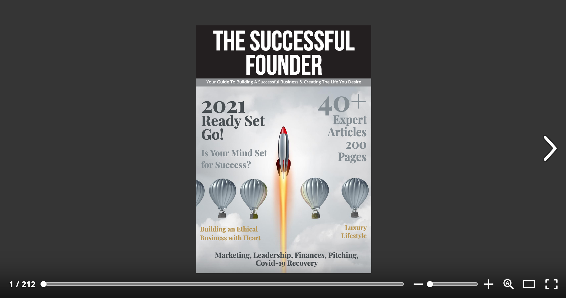 ShoutOut's Founder Dan Gable Featured in The Successful Founder (Winter Issue 2020/21)