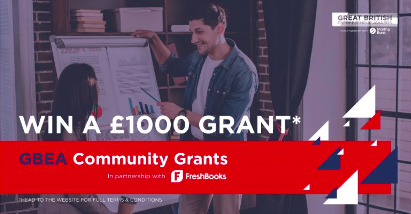 GBEA Community Grant with ShoutOut!
